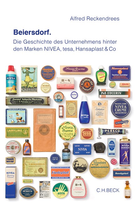 Cover: Alfred Reckendrees, Beiersdorf
