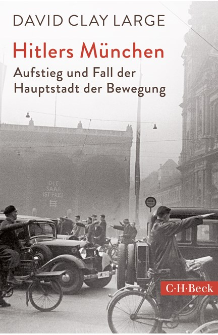 Cover: David Clay Large, Hitlers München