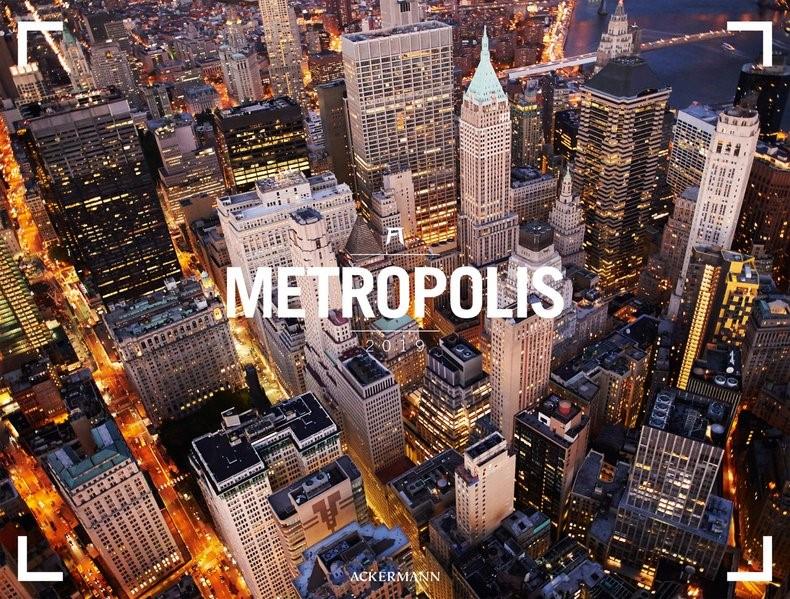 Metropolis 2019   Ackermann Kunstverlag (Hrsg.), 2018 (Cover)