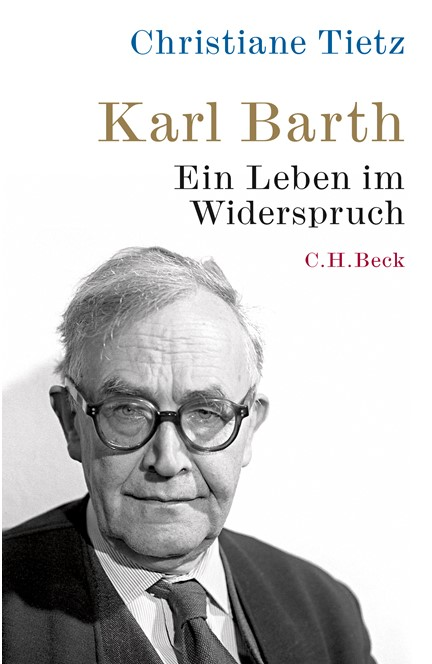 Cover: Christiane Tietz, Karl Barth