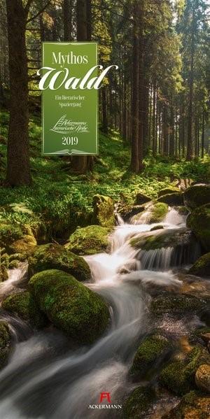 Mythos Wald 2019, 2018 (Cover)