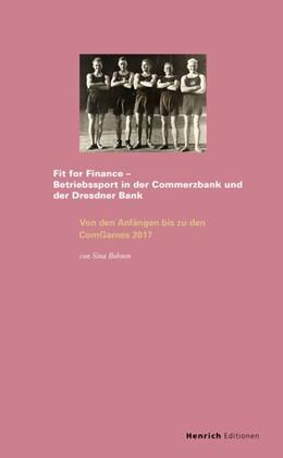Abbildung von Bohnen | Fit for Finance - Betriebssport in der Commerzbank und Dresdner Bank | 2018 | Von den Anfängen bis zu den Co...
