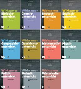 Abbildung von Wilhelm / Reinhardt / Rehm   Wirksamer Fachunterricht Band 1-11   2018