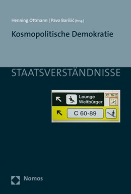 Abbildung von Ottmann / Barisic   Kosmopolitische Demokratie   1. Auflage   2018   110   beck-shop.de