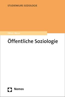 Abbildung von Neun   Öffentliche Soziologie   2019