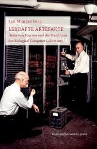 Lebhafte Artefakte | Müggenburg, 2018 | Buch (Cover)