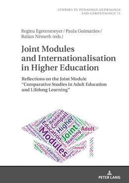 Abbildung von Egetenmeyer / Guimaraes | Joint Modules and Internationalisation in Higher Education | 1. Auflage | 2018 | beck-shop.de