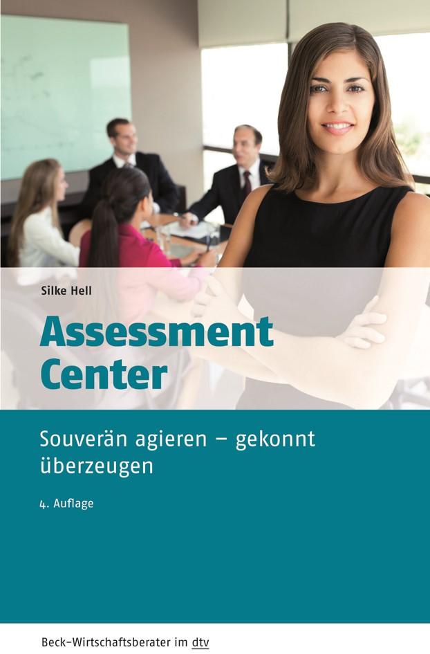 Assessment Center | Hell | 4., überarbeitete und aktualisierte Auflage, 2018 | Buch (Cover)