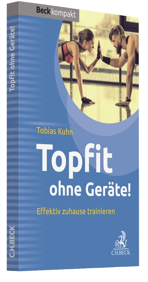 Topfit ohne Geräte! | Kuhn, 2018 | Buch (Cover)