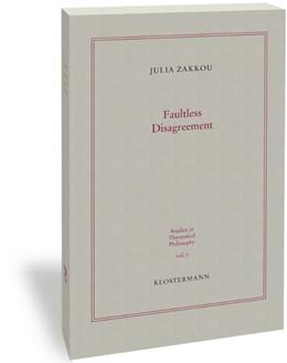 Abbildung von Zakkou   Faultless Disagreement   2019   A defense of Contextualism in ...