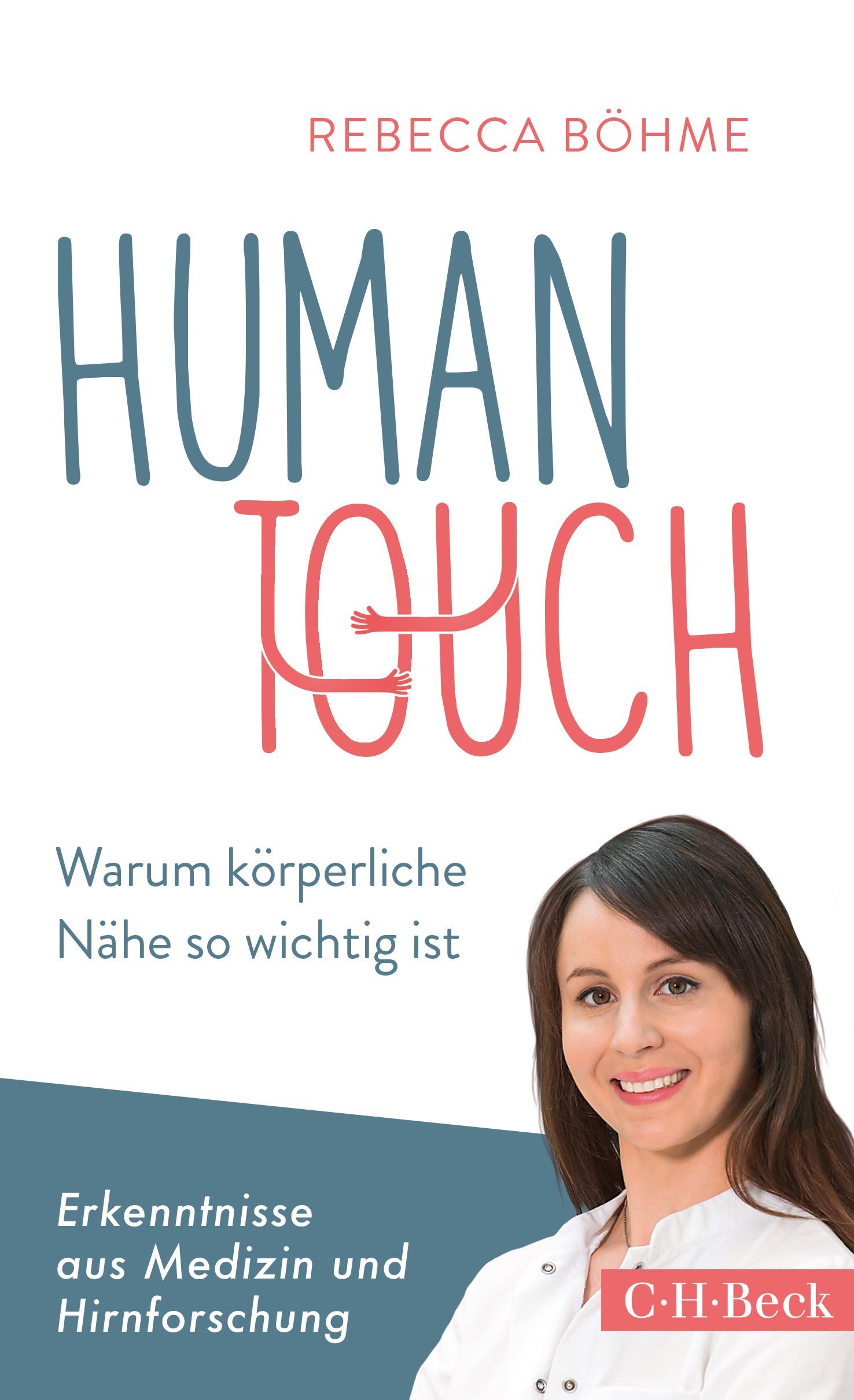 Human Touch | Böhme, Rebecca, 2019 | Buch (Cover)