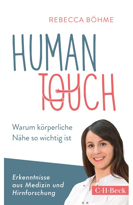 Cover: Rebecca Böhme, Human Touch