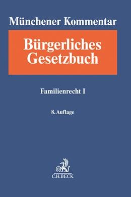 Abbildung von Münchener Kommentar zum Bürgerlichen Gesetzbuch: BGB, Band 9: Familienrecht I | 8. Auflage | 2019 | §§ 1297-1588, Versorgungsausgl...