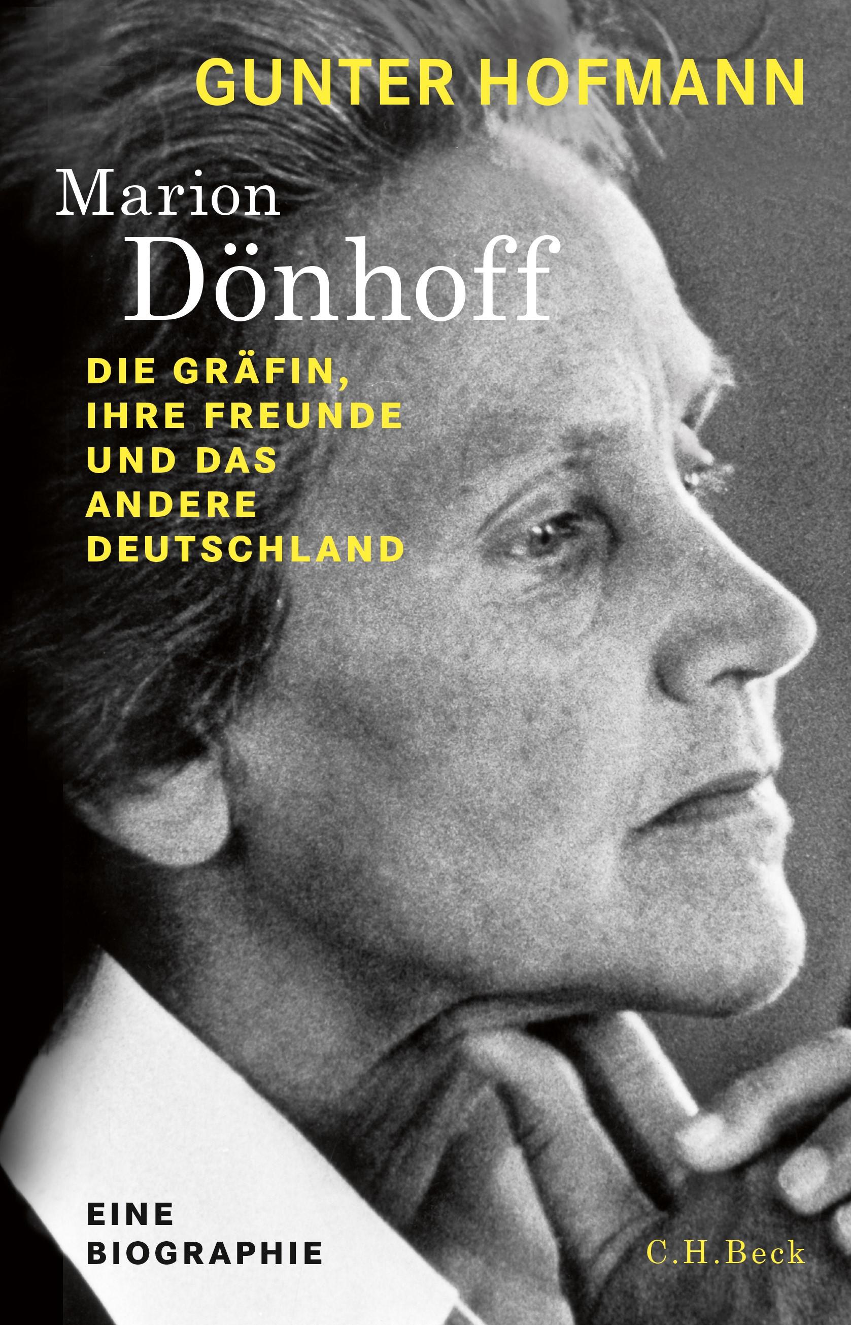 Marion Dönhoff | Hofmann, Gunter, 2019 | Buch (Cover)