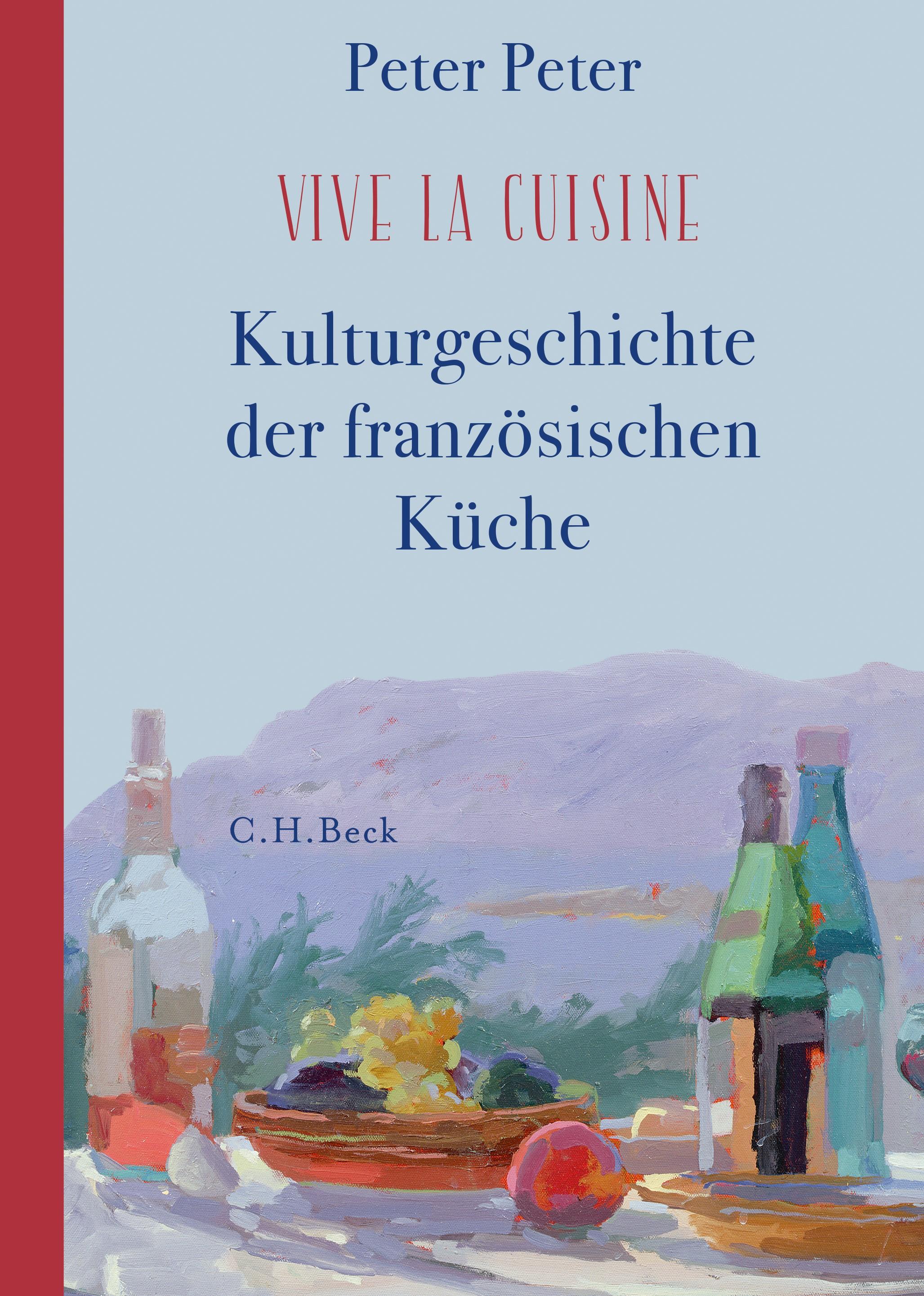 Abbildung von Peter, Peter | Vive la cuisine! | 2019