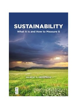 Abbildung von Hedstrom | Sustainability | 1. Auflage | 2018 | beck-shop.de