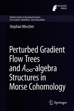 Abbildung von Mescher | Perturbed Gradient Flow Trees and A8-algebra Structures in Morse Cohomology | 1st ed. 2018 | 2018