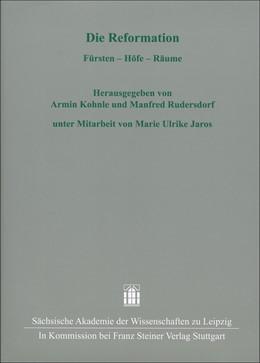 Abbildung von Kohnle / Rudersdorf | Die Reformation | 1. Auflage | 2018 | beck-shop.de