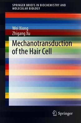 Abbildung von Xiong / Xu   Mechanotransduction of the Hair Cell   2018