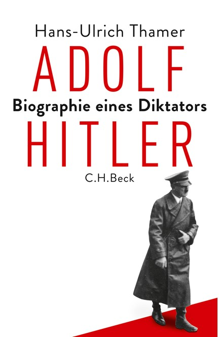 Cover: Hans-Ulrich Thamer, Adolf Hitler