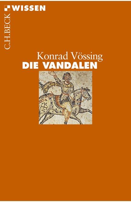 Cover: Konrad Vössing, Die Vandalen
