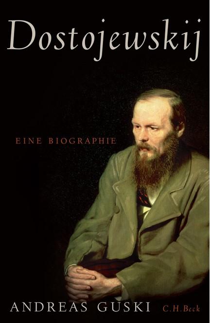 Cover: Andreas Guski, Dostojewskij