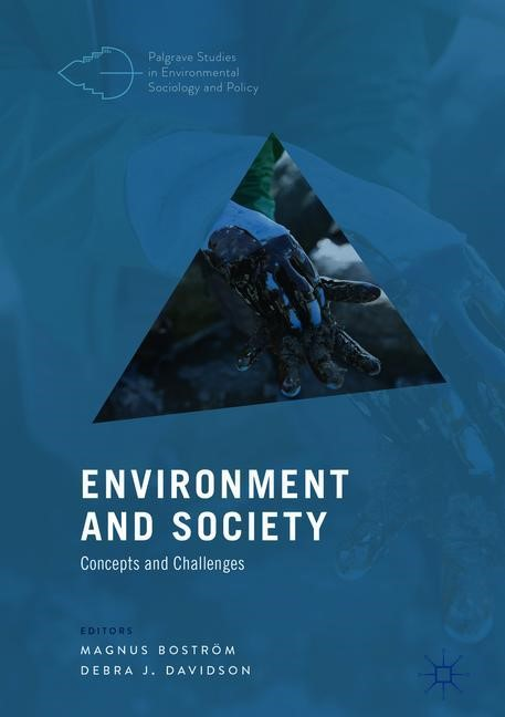 Environment and Society | Boström / Davidson, 2018 | Buch (Cover)