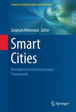Abbildung von Mahmood | Smart Cities | 1. Auflage | 2018 | beck-shop.de