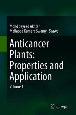 Abbildung von Akhtar / Swamy | Anticancer plants: Properties and Application 01 | 2018