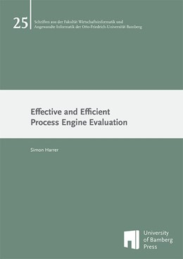 Abbildung von Harrer | Effective and Efficient Process Engine Evaluation | 1. Auflage | 2017 | beck-shop.de