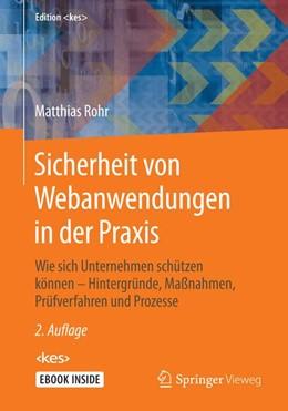 Abbildung von Rohr | Sicherheit von Webanwendungen in der Praxis | 2. Auflage | 2018 | beck-shop.de