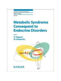 Abbildung von Popovic / Korbonits | Metabolic Syndrome Consequent to Endocrine Disorders | 2018