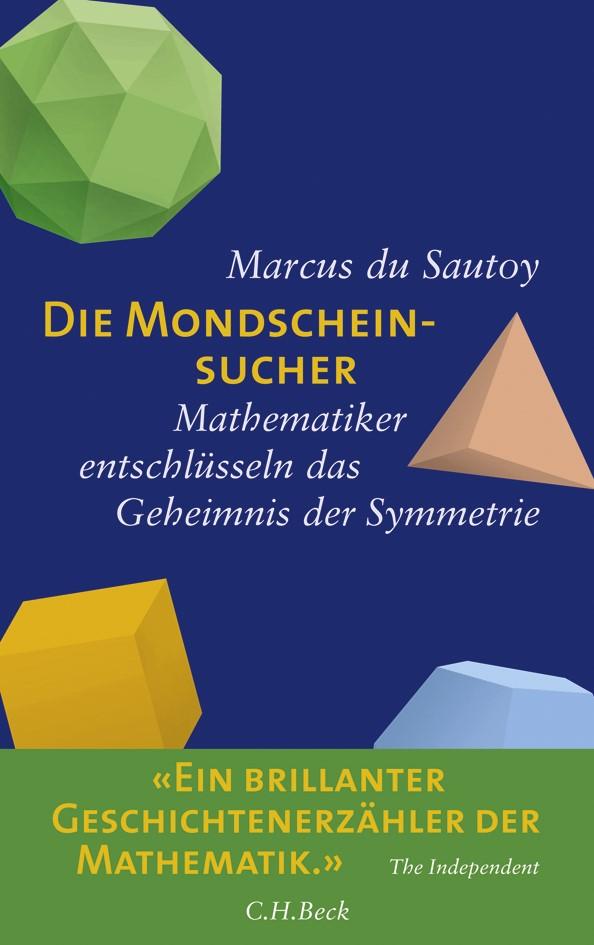 Die Mondscheinsucher | Sautoy, Marcus du, 2008 | Buch (Cover)
