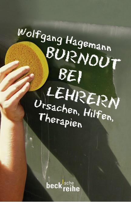 Cover: Wolfgang Hagemann, Burnout bei Lehrern