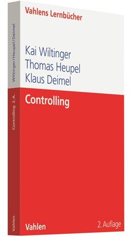 Abbildung von Wiltinger / Heupel | Controlling | 2. Auflage | 2021 | beck-shop.de