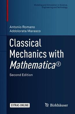 Abbildung von Romano / Marasco   Classical Mechanics with Mathematica®   2. Auflage   2018   beck-shop.de
