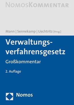 Abbildung von Mann / Sennekamp / Uechtritz (Hrsg.) | Verwaltungsverfahrensgesetz | 2. Auflage | 2019 | Großkommentar