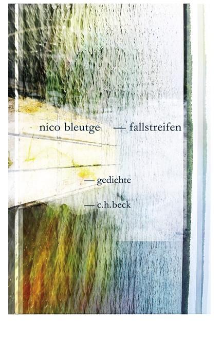 Cover: Nico Bleutge, Fallstreifen
