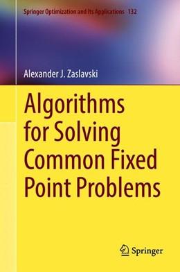 Abbildung von Zaslavski | Algorithms for Solving Common Fixed Point Problems | 1st ed. 2018 | 2018