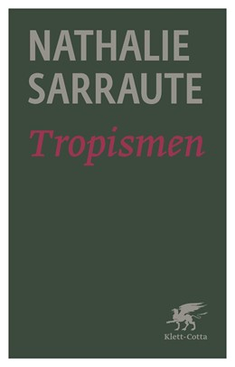 Abbildung von Sarraute | Tropismen | 2018