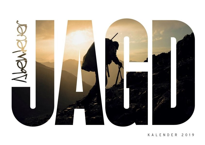 Abenteuer JAGD 2019, 2018 (Cover)