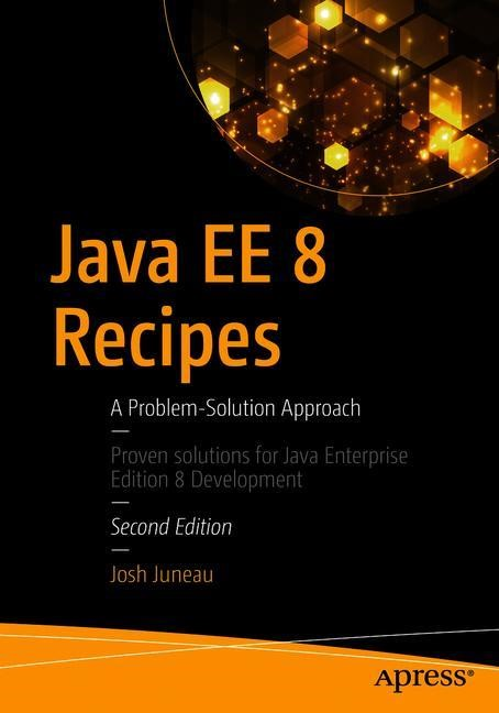 Java EE 8 Recipes | Juneau | 2nd ed, 2018 | Buch (Cover)