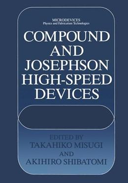Abbildung von Misugi / Shibatomi | Compound and Josephson High-Speed Devices | 1993