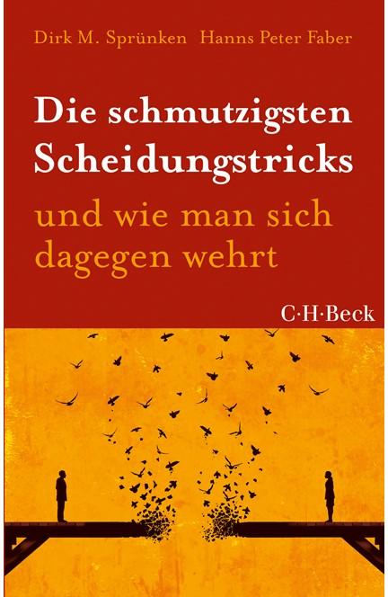 Cover: Dirk M. Sprünken|Hanns Peter Faber, Die schmutzigsten Scheidungstricks