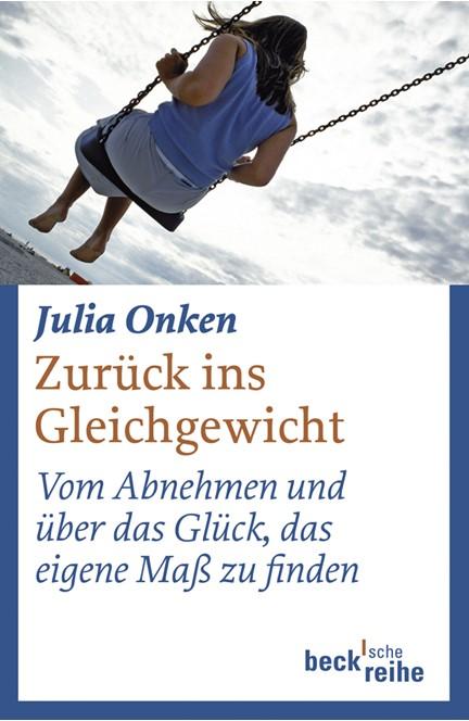 Cover: Julia Onken, Zurück ins Gleichgewicht