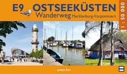 Abbildung von E9 Ostseeküstenwanderweg 1: 50 000 | 1. Auflage | 2020 | beck-shop.de