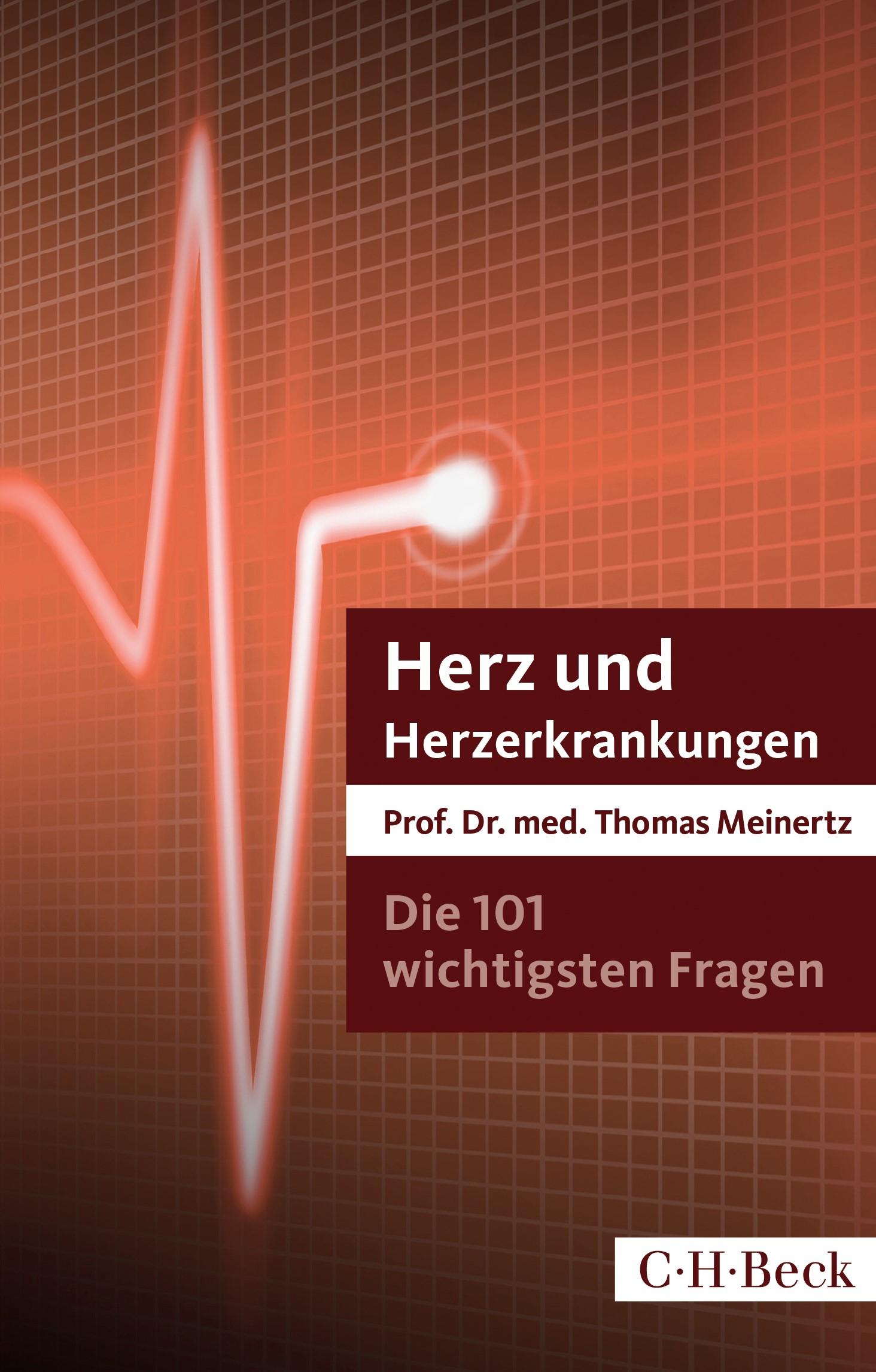 Die 101 wichtigsten Fragen und Antworten - Herz und Herzerkrankungen, 2018 | Buch (Cover)