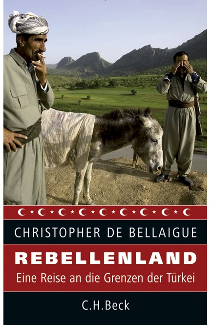 Cover: Christopher de Bellaigue, Rebellenland