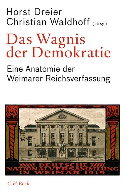 Cover: , Das Wagnis der Demokratie