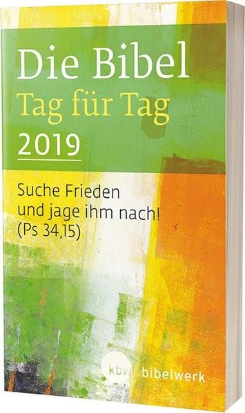 Abbildung von Brand / Weismantel / Kaufmann | Die Bibel Tag für Tag 2019 / Taschenbuch | 2018